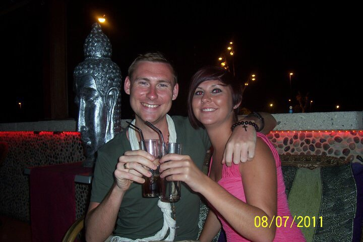 Me and Nat in Tenerife